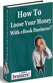 どうやったらebookビジネスであなたのお金を無くせるか